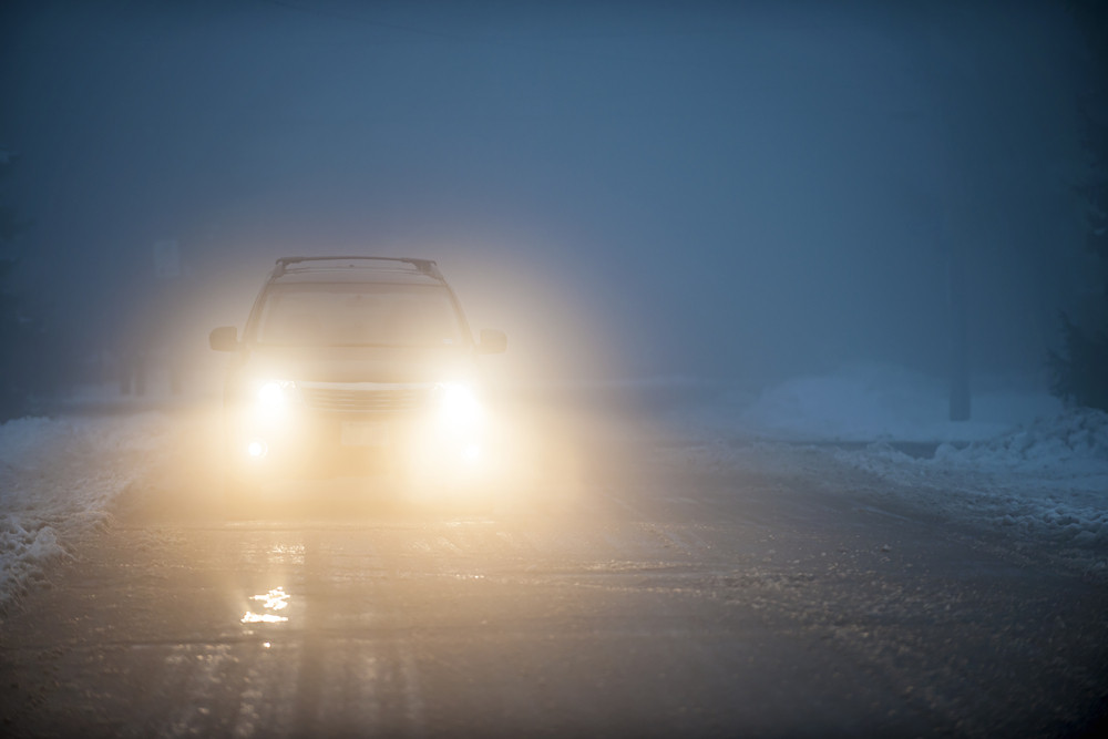 With a campervan rental in Iceland, turn on your headlights at all times