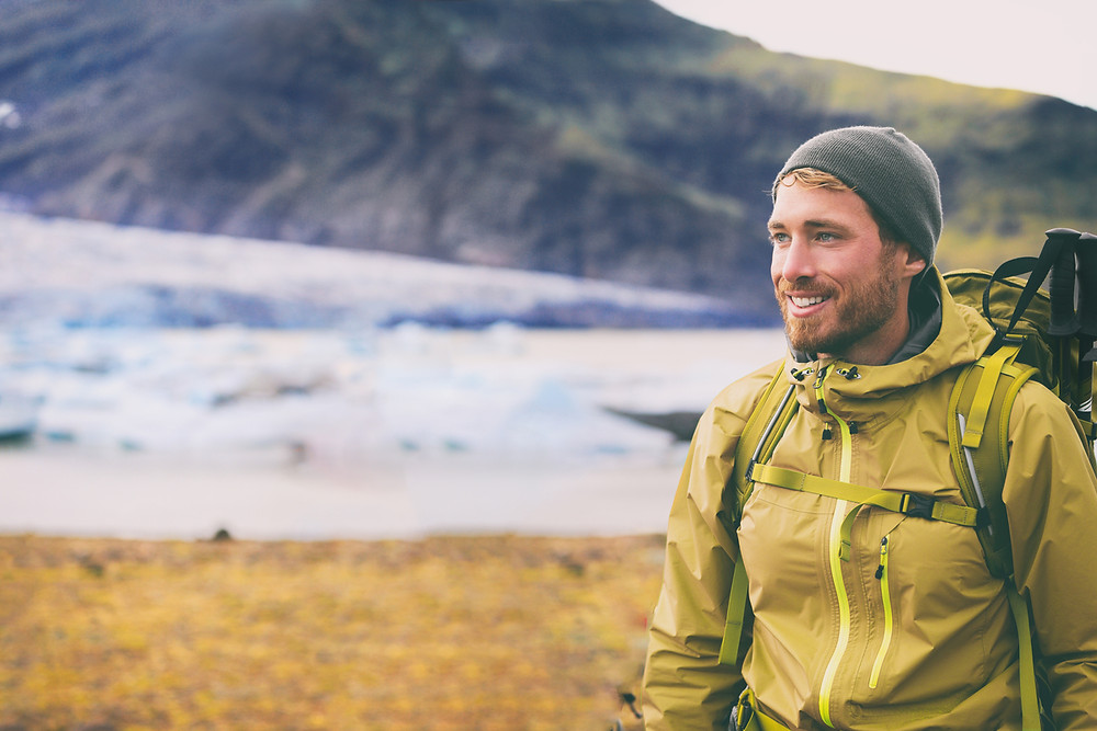 Iceland climate and weather require windproof, waterproof clothing