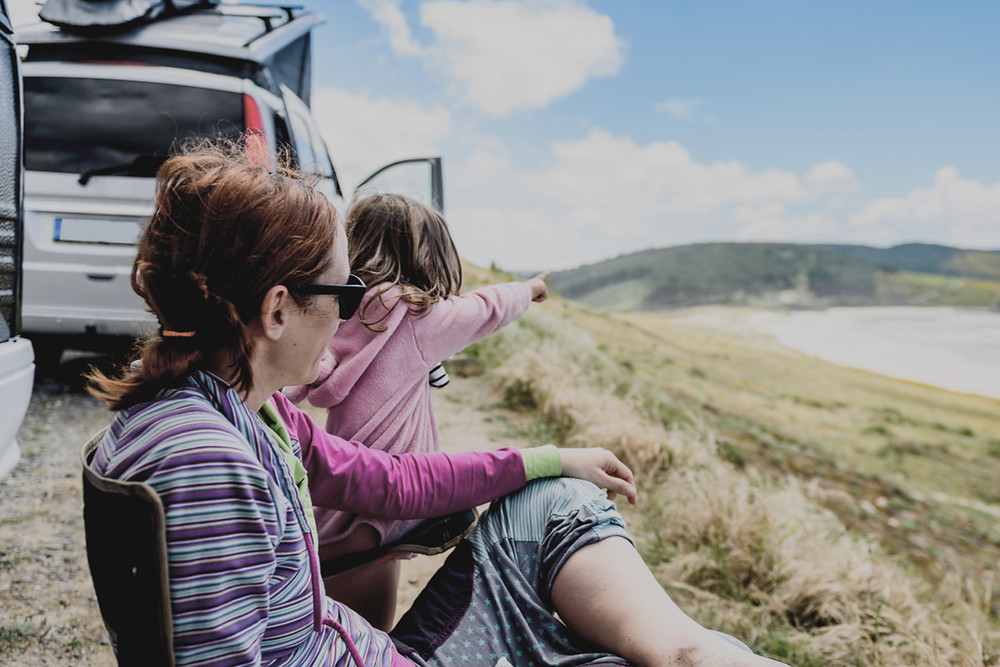 Iceland budget travel with a camper van rental