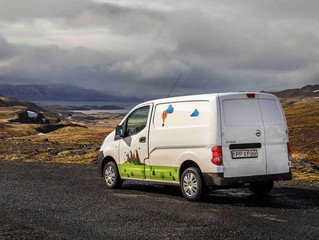 Iceland Driving Safety in Your Camper Rental