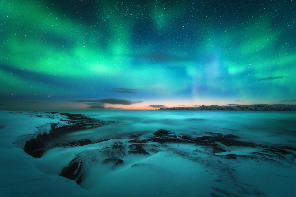 Vedur Iceland travel app for the weather and Northern Lights
