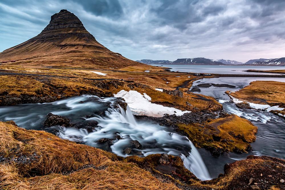 Iceland waterfalls like Kirkjufellsfoss are stunning