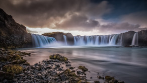 Things to Do - Goðafoss Waterfall