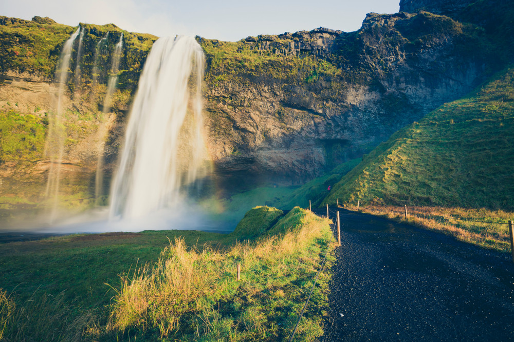 Summer 2019 in Iceland is perfect for visiting waterfalls