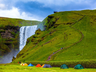 7 of the Best Campsites in Iceland