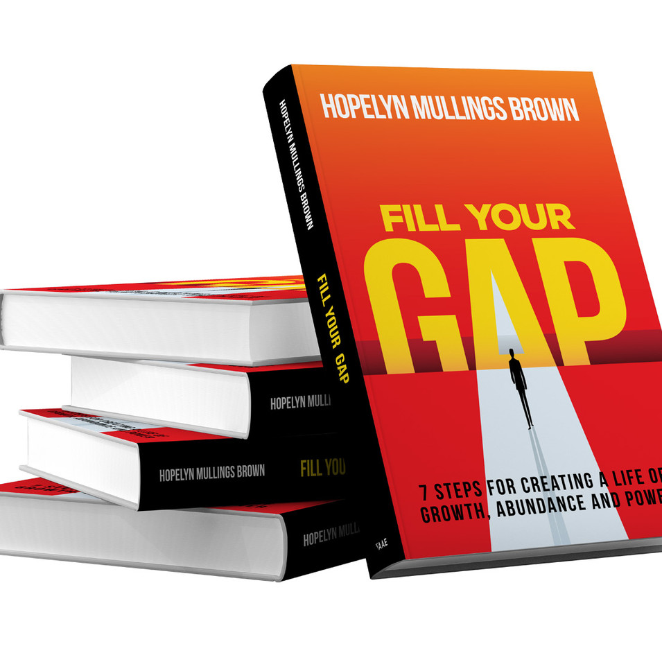 Adebusola Oluteye experience at Fill Your GAP Book Release Party