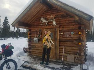 Rookie Iditarod: Kaltag - Unalakleet