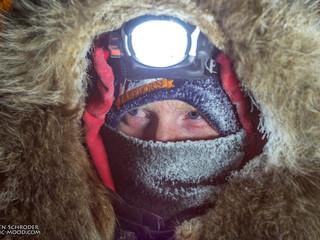 Rookie Iditarod: White Mountain - Nome