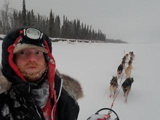 Rookie Iditarod: Yukon River - Kaltag