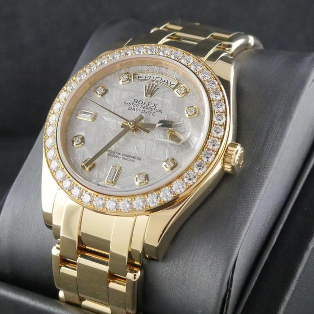 Rolex Day Date Masterpiece 39
