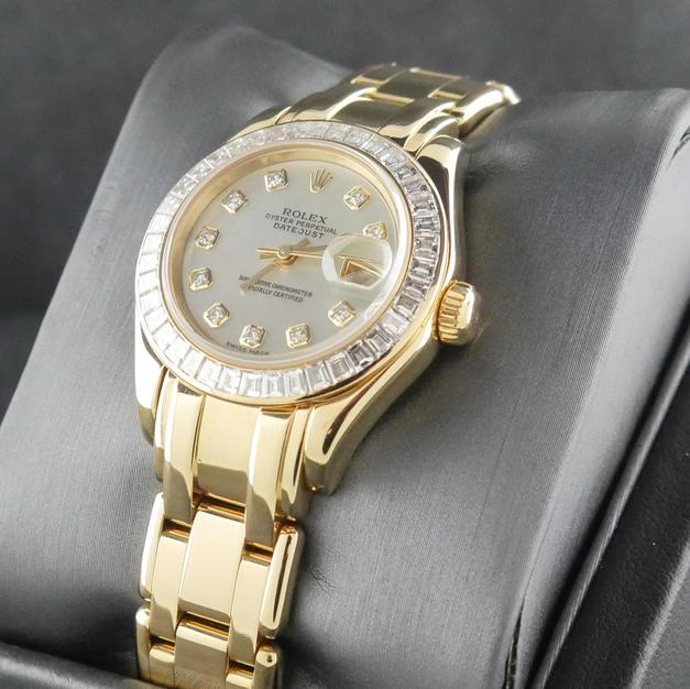 Rolex Masterpiece 29