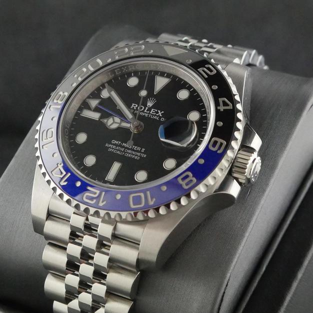 Rolex GMT 'Batman'