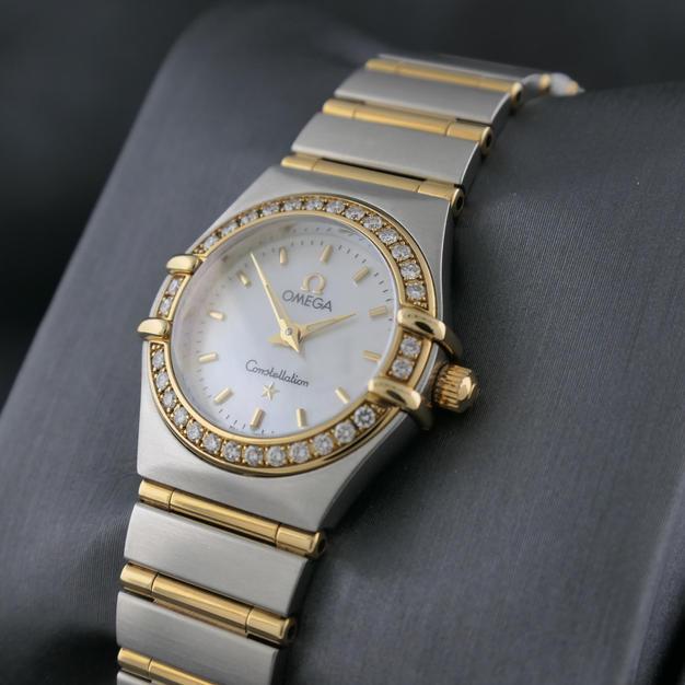 Rolex Constellation