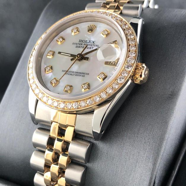Rolex Dtejust 31