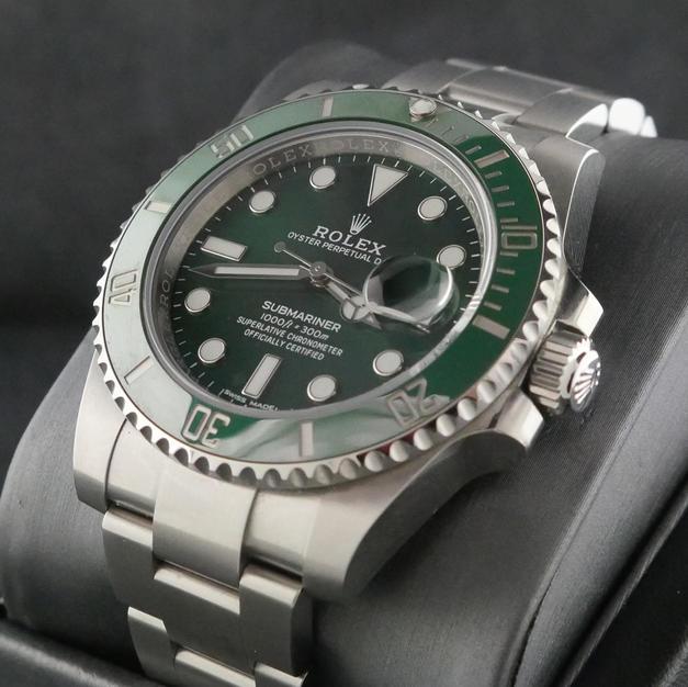 Rolex Submariner 'Hulk'