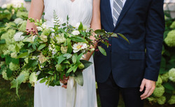 Steph and Jon - homepage size-bouquet shot