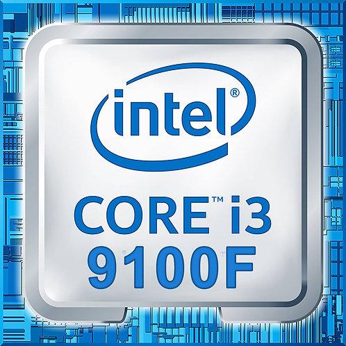 Intel - Core i3-9100F - Tray Processor