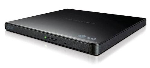 DVD ROM External - Hitachi-LG - Slim Portable DVD Writer USB