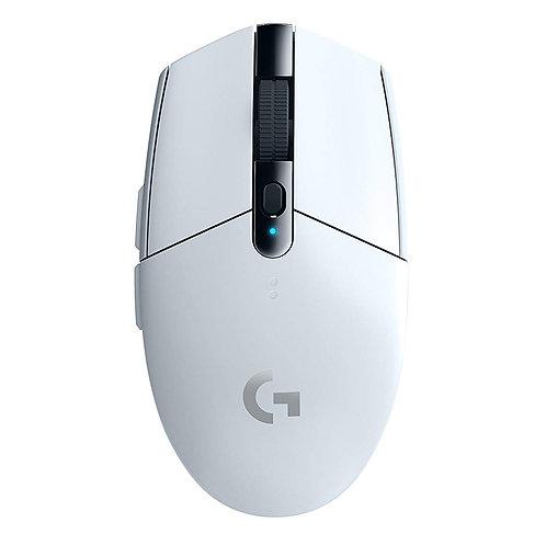Logitech - G305 Wireless (White)