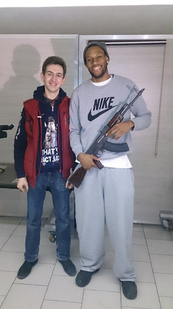 AK-47 Sonny Weems