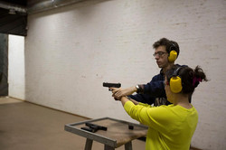 Moscow Shooting Range