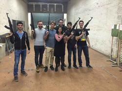 AK-47 Tour