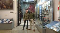 Moscow Army Museum Tour