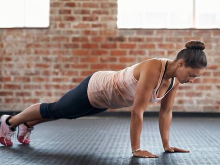 Push Up: salud, músculo y rendimiento.