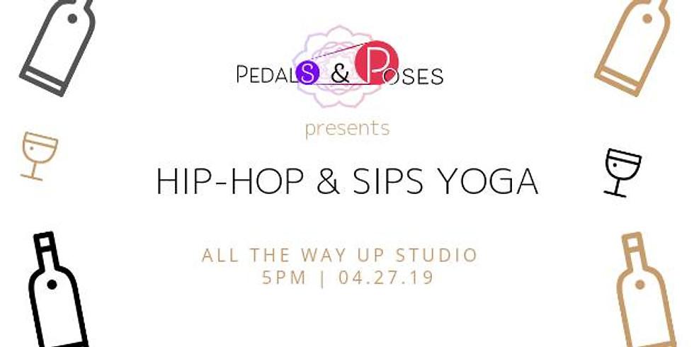 Hip-Hop & Sips Yoga