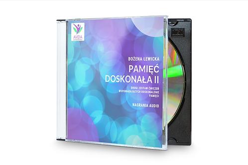 CD, Pamięć doskonała II, Zakładki pamięci - Bożena Lewicka