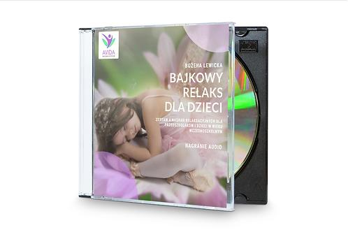 CD, Bajkowy Relaks dla dzieci - Bożena Lewicka