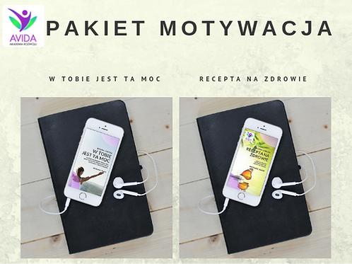 Pakiet MOTYWACJA, MP3