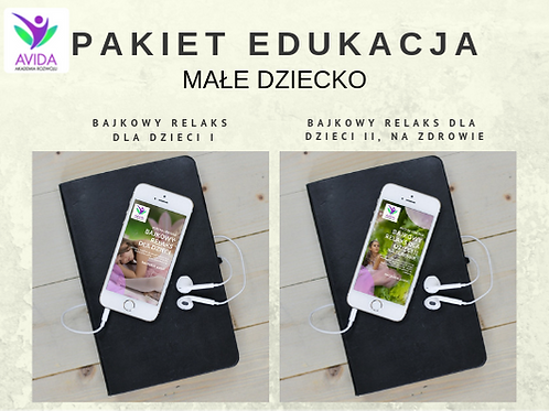 Pakiet Edukacja - SUPER DZIECKO, MP3