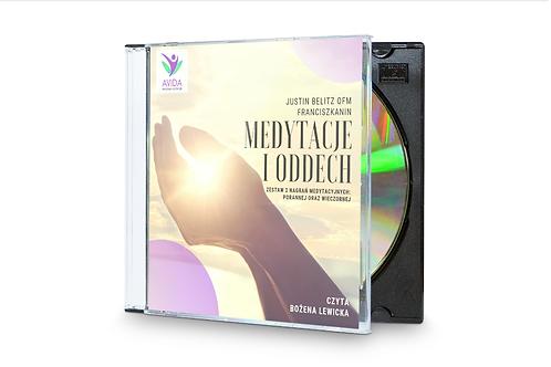 CD, Medytacje i oddech - Bożena Lewicka, Justin Belitz OFM