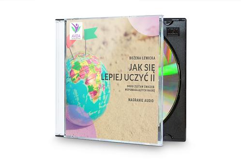 CD, Jak się lepiej uczyć II - Bożena Lewicka