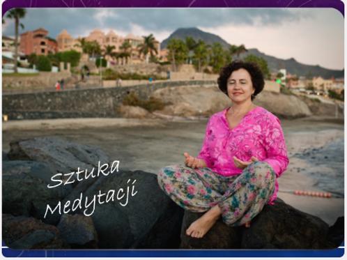 szkolenie webinarowe: Sztuka Medytacji