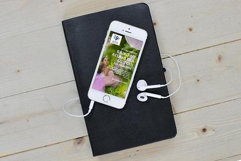 MP3, Bajkowy Relaks dla dzieci II, Na zdrowie - Bożena Lewicka