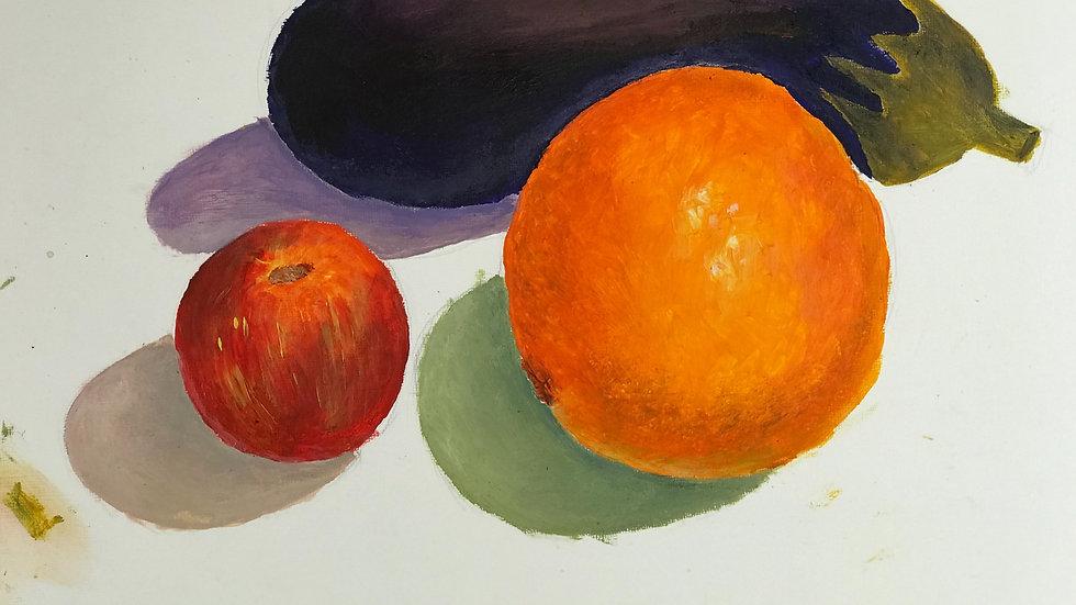 Acrylics Painting - Still Life (9th November - 6 Weeks)