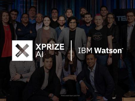 The $5M IBM Watson AI XPRIZE