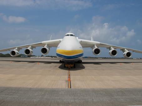 AVIANCE GHANA HANDLES WORLD'S LARGEST AIRCRAFT