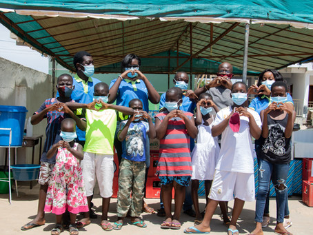 AVIANCE TAKES  ITS CSR TO THE TESHIE CHILDREN'S HOME