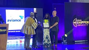 AVIANCE GHANA WINS BEST CUSTOMER SERVICE & CARGO GROUND HANDLER (AIR) 2021