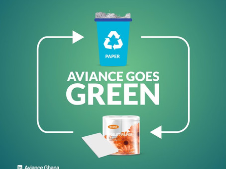 Aviance goes green