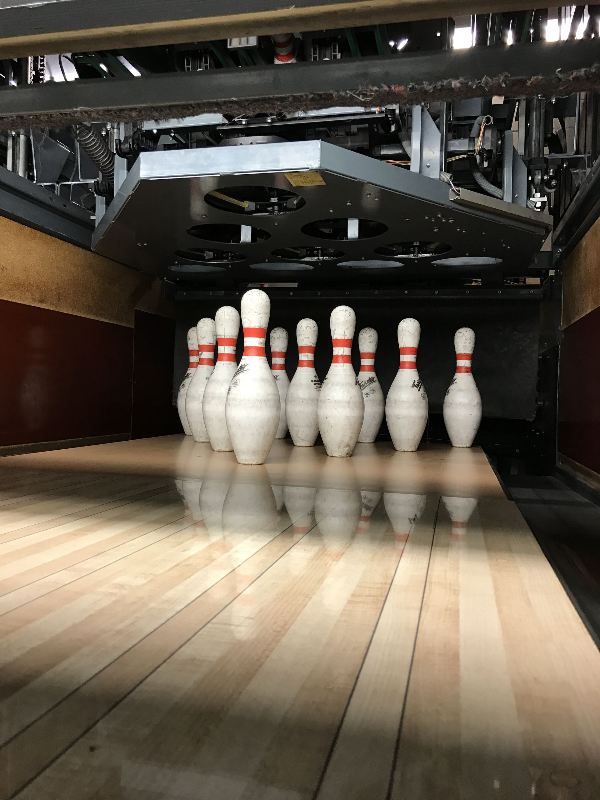 Owosso Bowling Alley Capitol Bowl