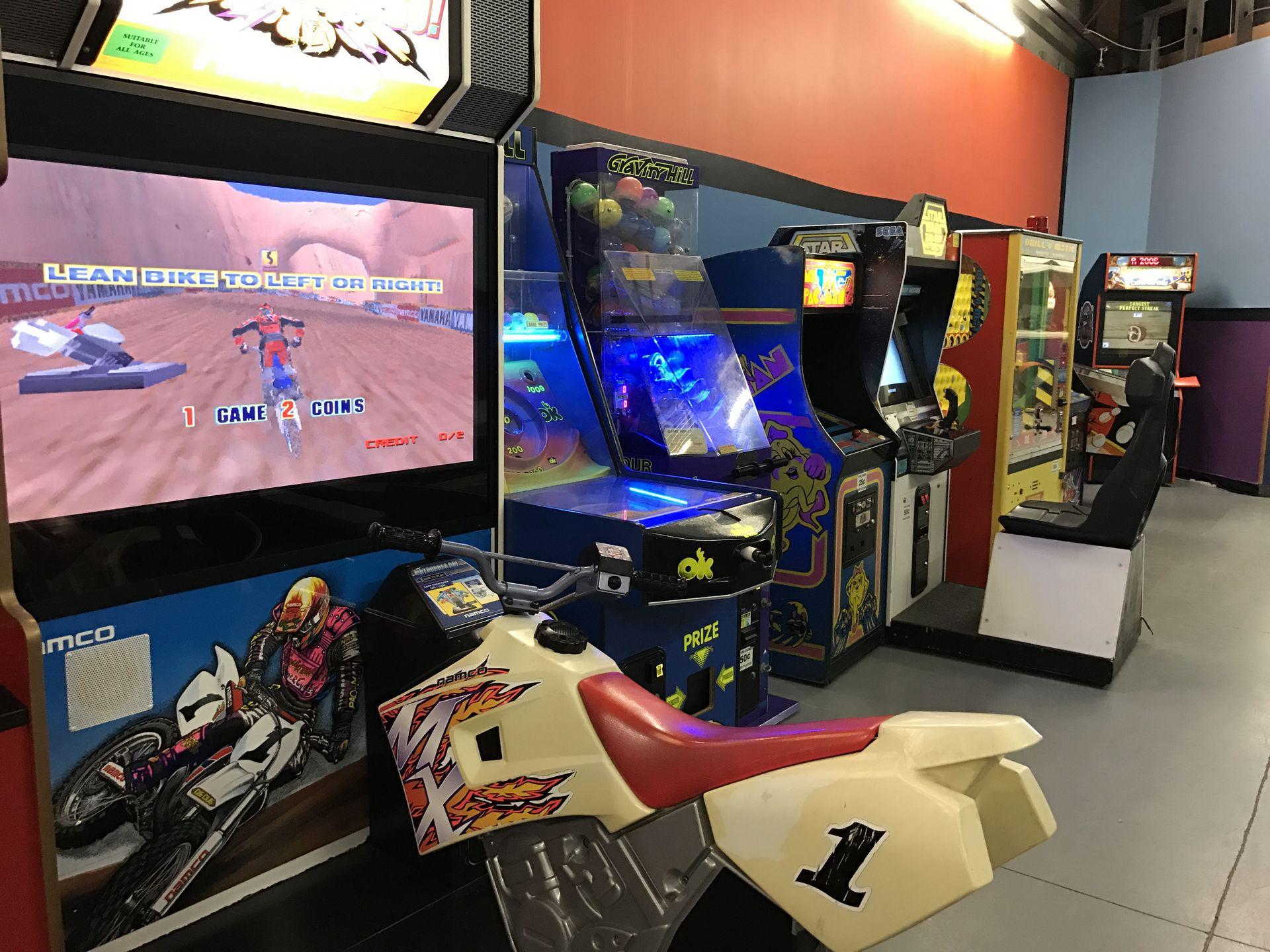 Bowling Alley Arcade