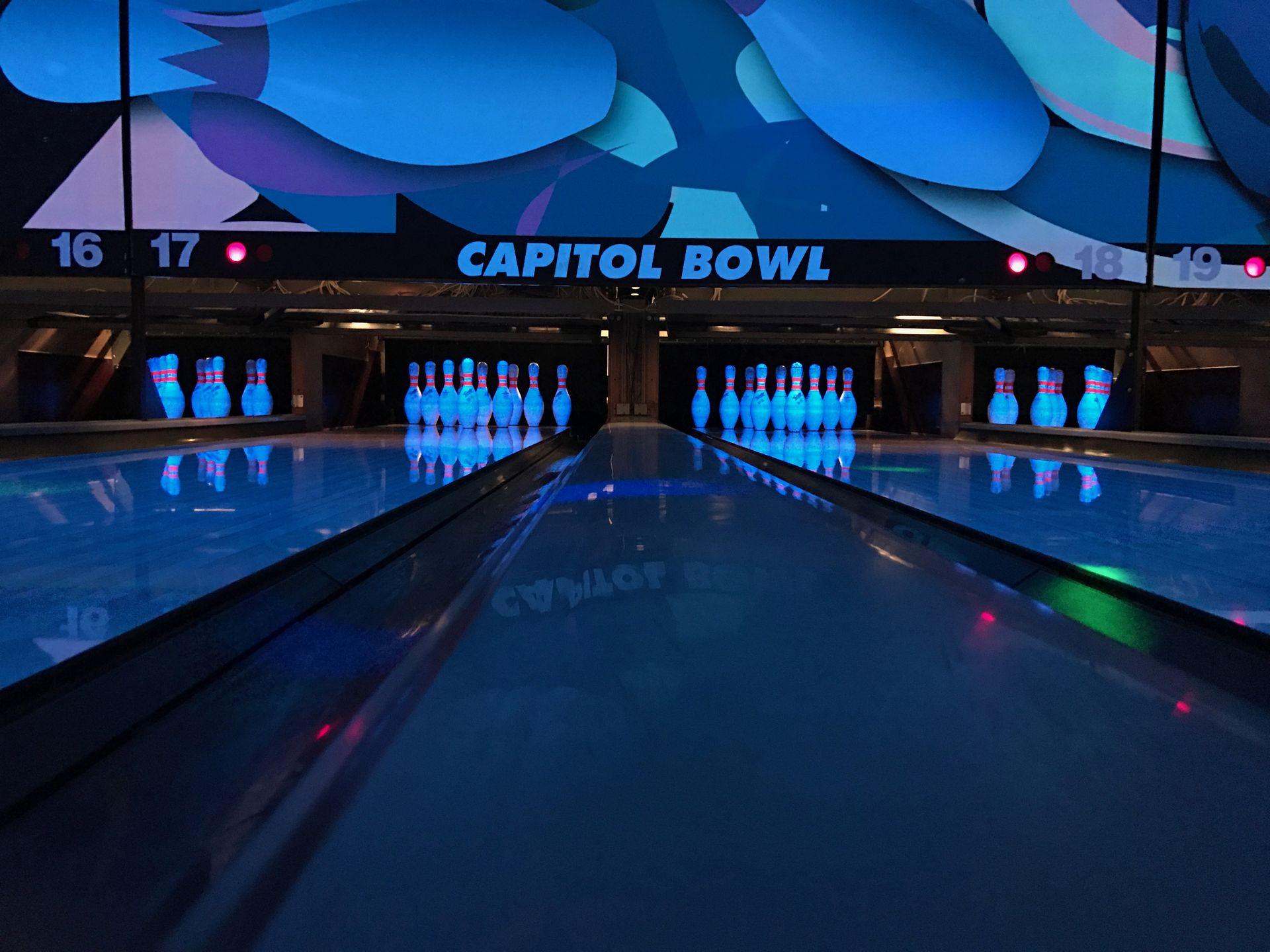 Glow Bowling Owosso MI