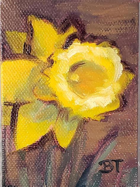 Oil on canvas 2x3