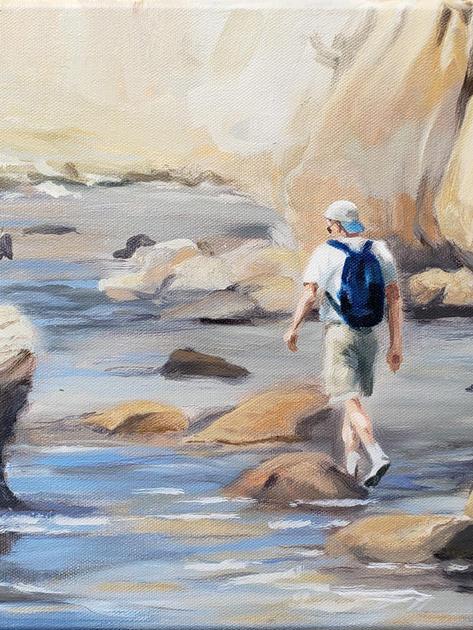 Pacific Coast Stroll
