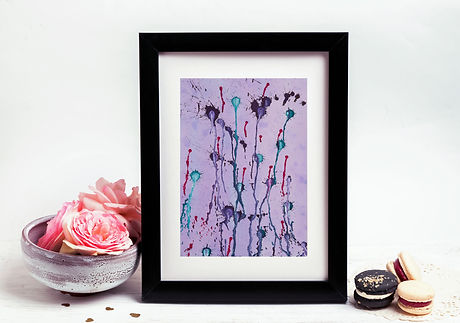 Mockupwithframeandpinkroses - Lavender splash.jpg