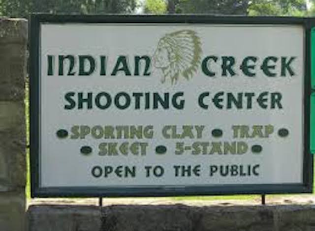 Indian Creek Shoot Raises $800.00 for Relay for Life